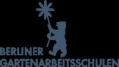 Berliner Gartenarbeitsschulen Logo